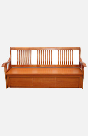 Thailand solid wood sofa-bed