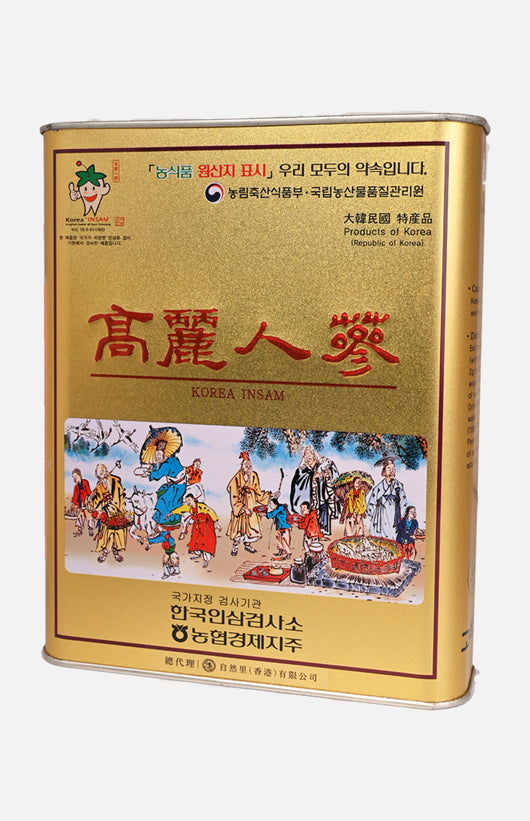 BYFN South Korean White Insma (5-year Ginseng) (15pcs/300g)