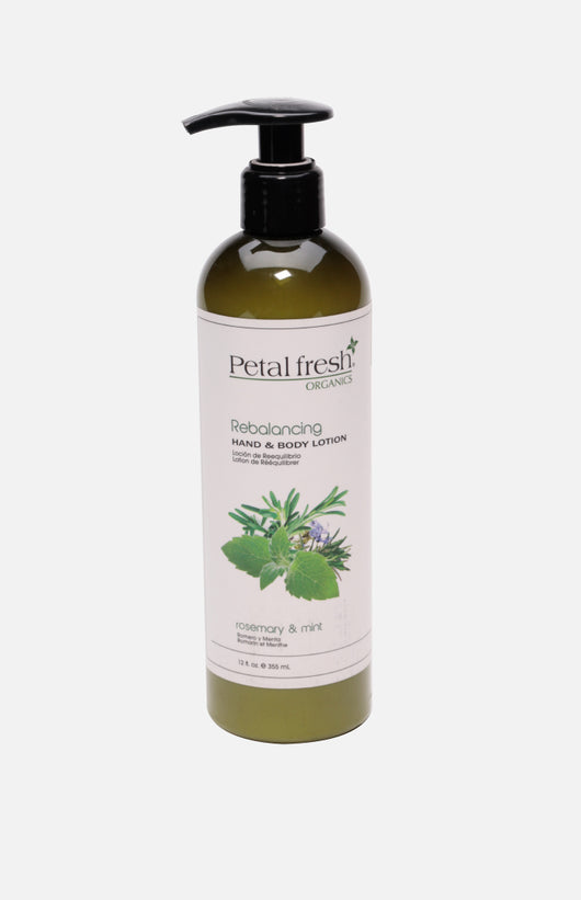 Petal Fresh Organics Rosemary & Mint Hand & Body Lotion