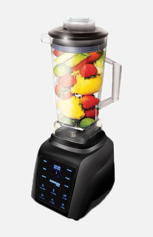 German Pool Professional High-Speed Food Processor PRO-8