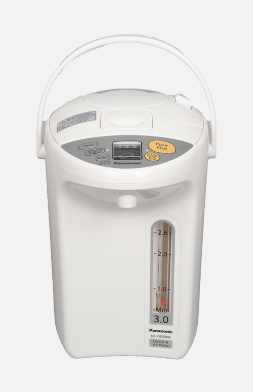 Panasonic Air Or Electric Pump Thermo Pot NC-DG3000