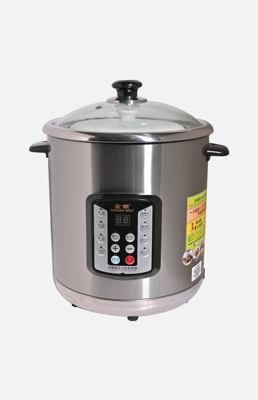 Goldenwell 10L Intelligence Multi-function Cooker (GW-40A )