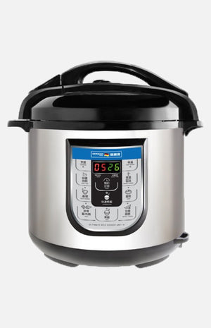 German Pool Electric Pressure Cooker URC-16