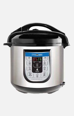 German Pool Electric Pressure Cooker URC-18