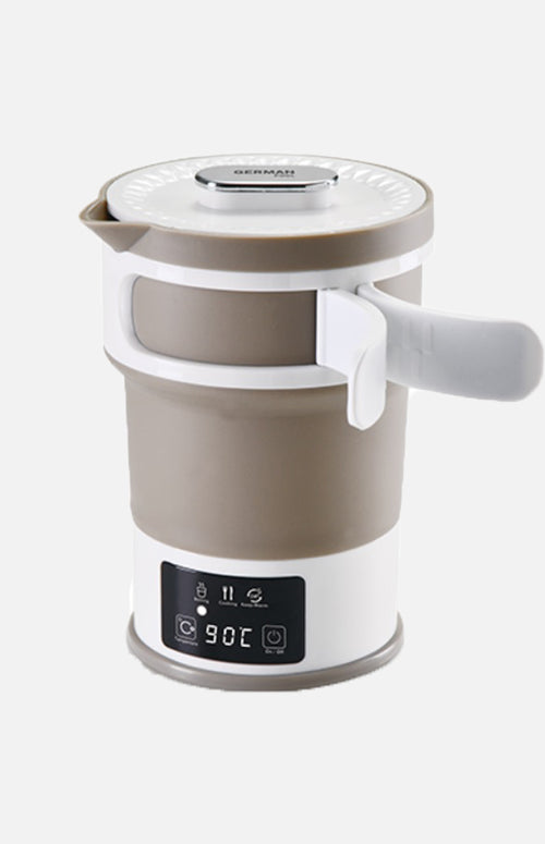 German Pool Foldable Travel Kettle KTT-109