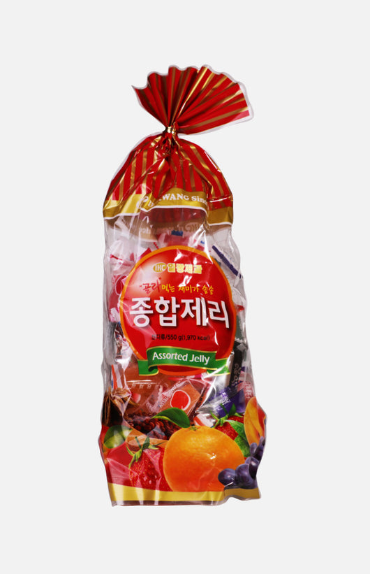 Korea ILKwang Assorted Jelly