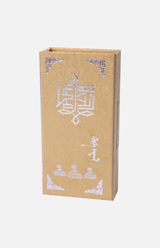Monglia Cow Dung Incense Stick (Sandalwood)