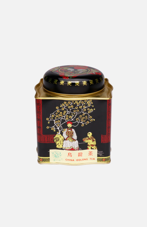 Orchid Brand Oolong Tea