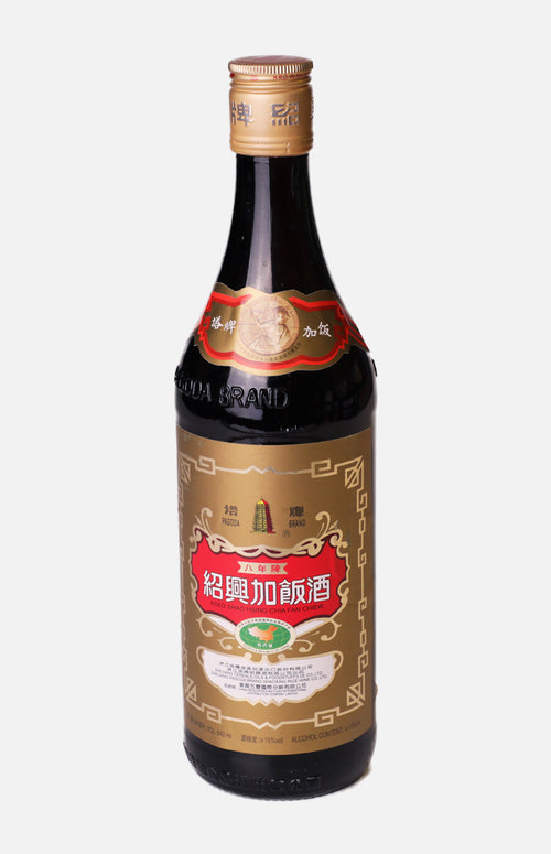 Pagod 8-year Shaoxin Jia Fan Rice Wine 640ml