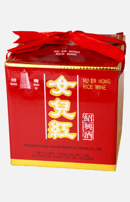 Pagod Nu'er Hong 750ml (Shaoxing Rice Wine)