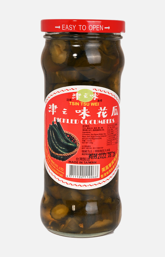 Tsin Tsu Wei Pickled Cucumbers
