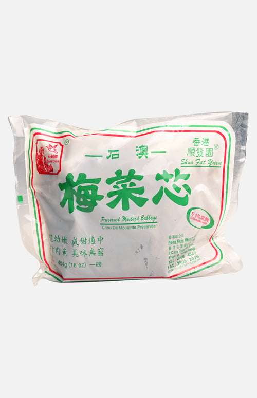 Stone Crane Dried Vegetable(Premium)
