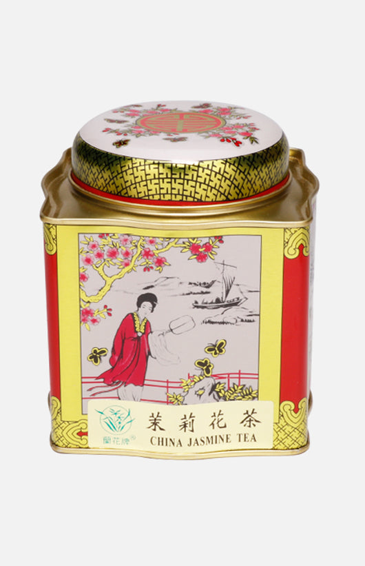 Orchid Brand China Jasmine Tea