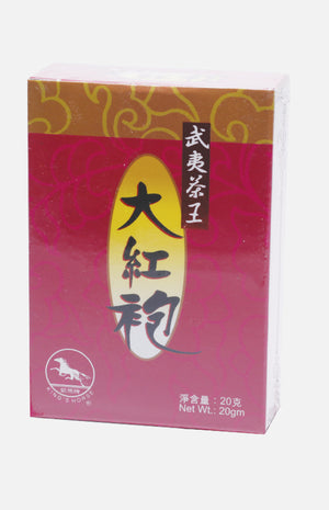 King's Horse Wuyi Da Hong Pao (20g/box)