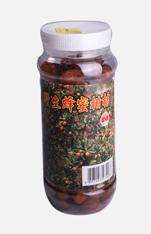 Natural Honey with Mandarin