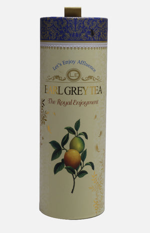 LE India Early Grey Black Tea (75g/tube)