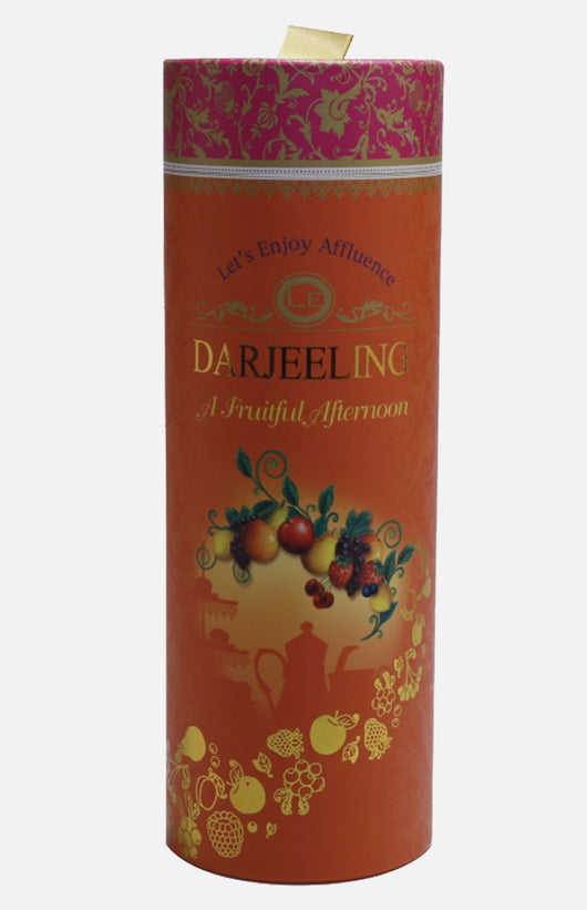 LE India Darjeeling Fruity Afternoon Black Tea (75g/tube)