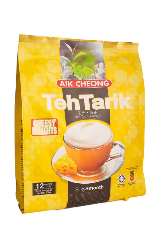 Aki Cheong Teh Tarik Cheesy Delights Coffee