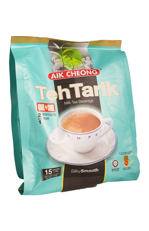 Aki Cheong  2 In 1 Teh Tarik Milk Tea Beverage