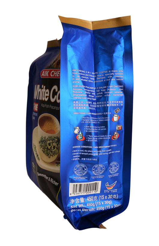 Aki Cheong 2 In 1 White Coffee