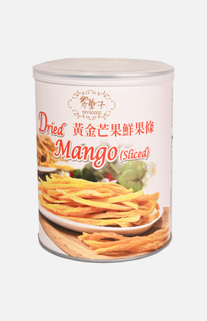 Dried Mango (Sliced)