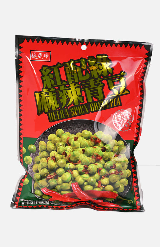 Ultra Spicy Green Pea
