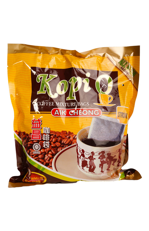 Aik Cheong Kopi O Strong Coffee Mixture Bags