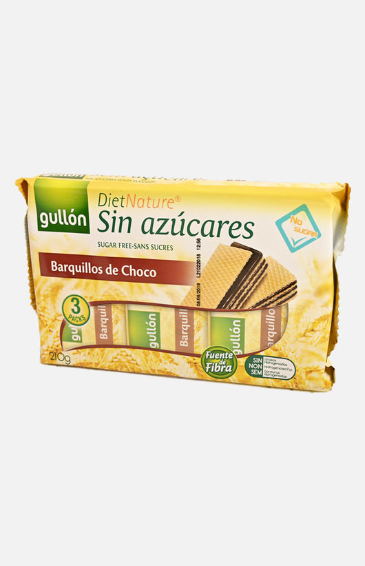 Gullon Choco Wafer Sugar Free