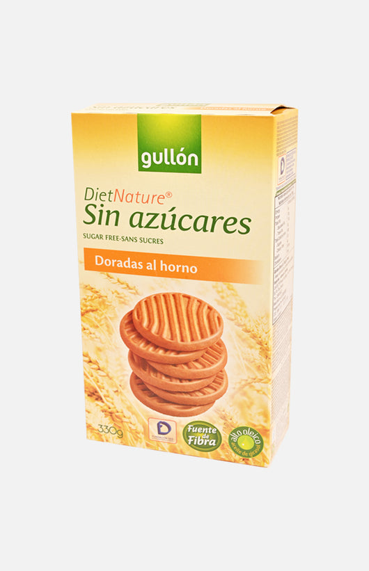 Gullon Golden Biscuit Sugar Free