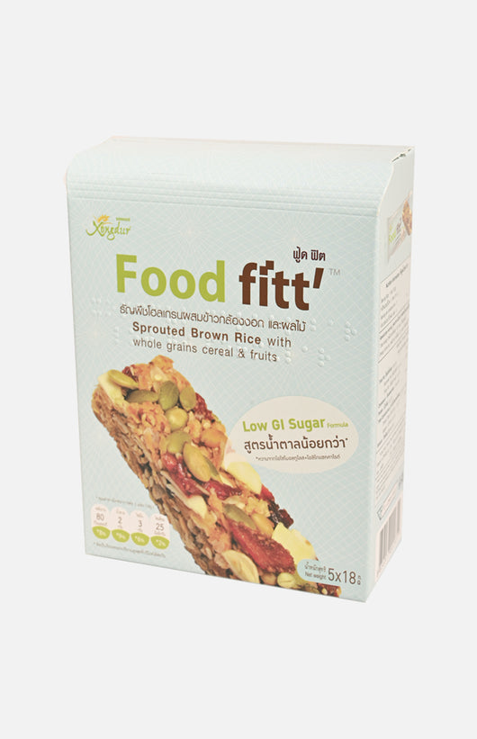 Good Fitt Bar Rice with Whole Grains