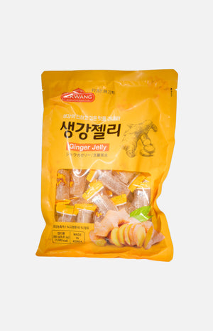 Korea Ginger Jelly