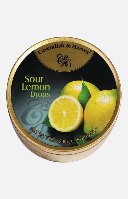 Cavendish & Harvey Sour Lemon Drops (200g)