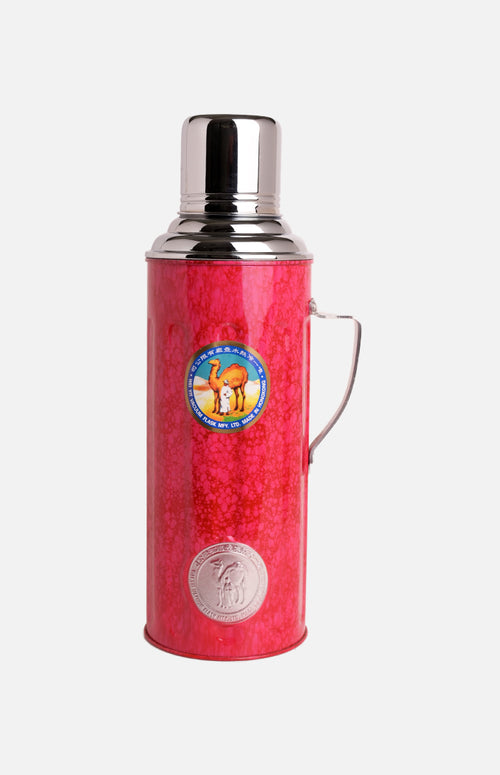 Camel 331B Vacuum Flask (1.1L) - Red