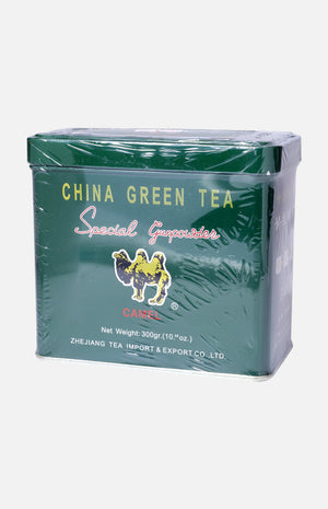Camel Special Gunpowder Tea (300g/tin)