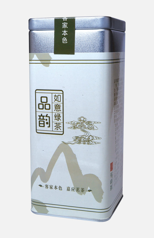 Mashan Pinyun Ruyi Green Tea (100g/tin)