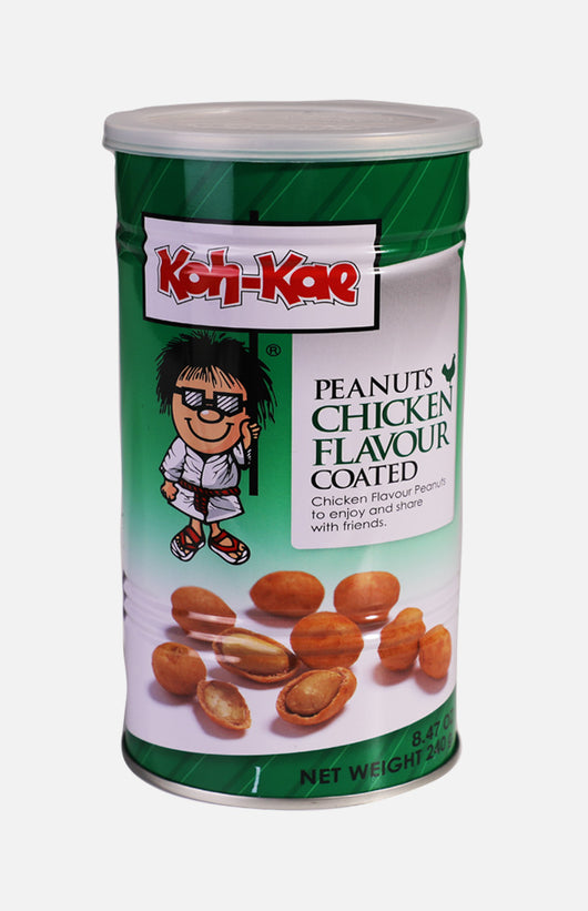 Koh Kae Peanuts Coated with Chicken Flavour