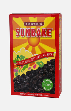Sunbake California Natual Raisins