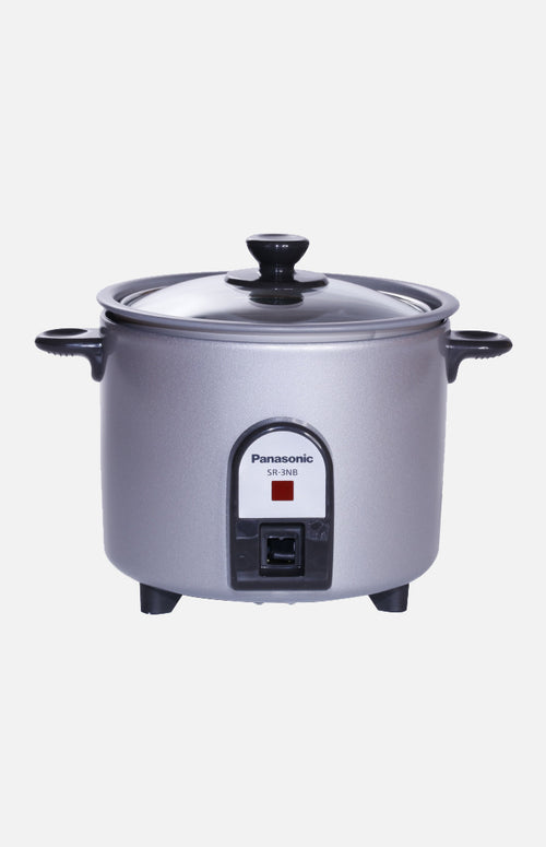 Panasonic Non-Stick Coated Inner Pan Rice Cooker (SR-3NB)