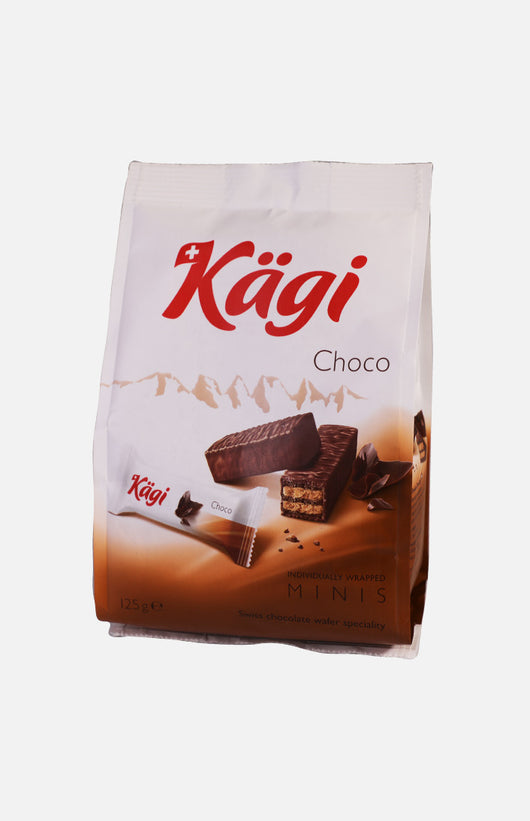 Swiss Kagi Choco Mini Wafer