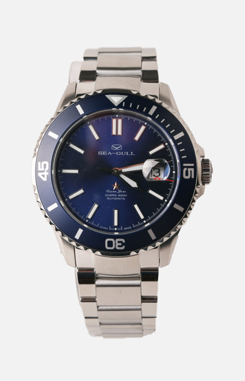Sea-Gull Ocean Star Automatic Watch (816 523)