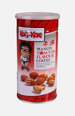 Koh Kae Peanuts Coated with Tom Yum Flavour