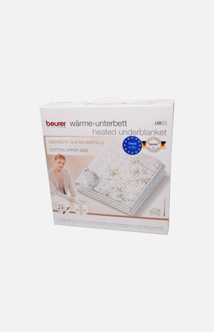 Beurer Heated Underblanket (UB-33)