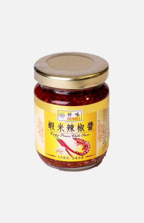 Homei Crispy Prawn Chilli Sauce (190g)