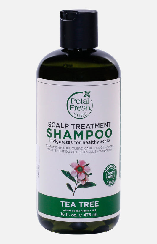 Petal Fresh Organics Tea Tree Shampoo