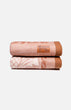 Monise Ornate Jacquard Wool Double Blanket (70*90