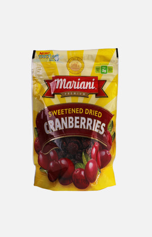 Mariani Sweetened Fried Cranberries