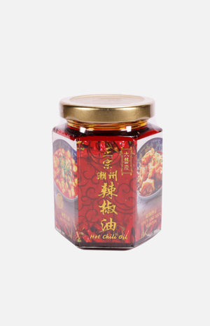 Tai Hei Hing Chiu Chow Hot Chili Oil
