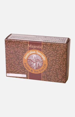Majestic Jojoba & Tea Tree Oil Soap