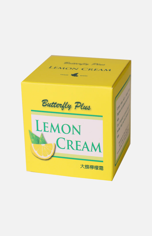 Butterfly Plus Lemon Cream (80g)