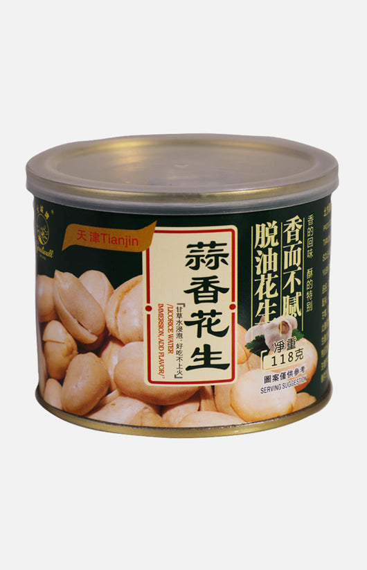 Garlic Peanuts (118g)
